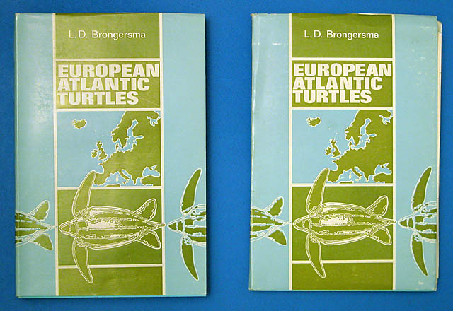European Atlantic Turtles.  Brongersma (1972)
