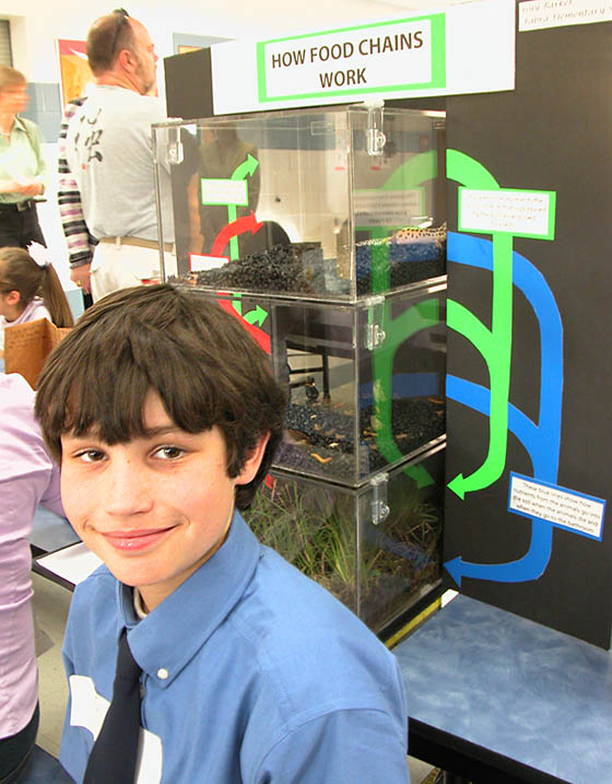Guy's Science Exhibit